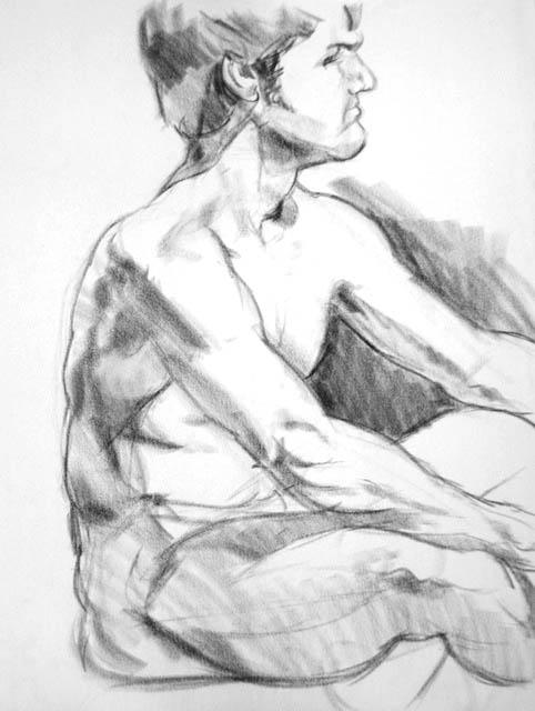 Drawing the Nude: Thomas Weinc: A&C Black Visual Arts