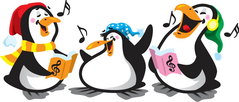 Singing Penguins