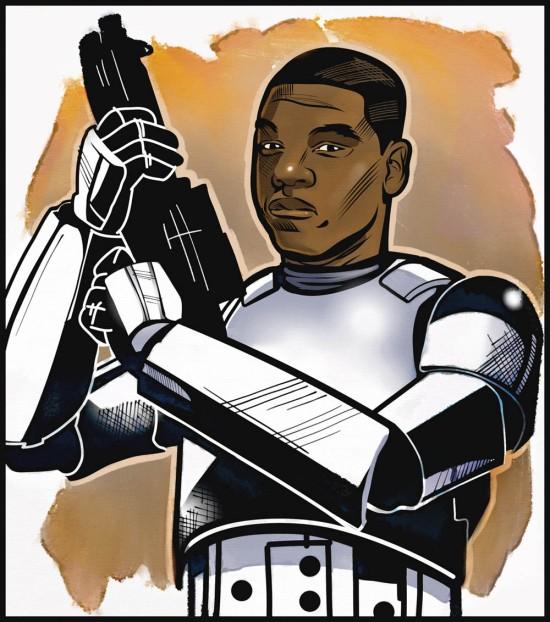 Starwars Ep VII Stormtrooper