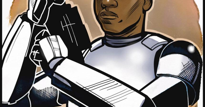 Starwars Ep V!! Stormtrooper